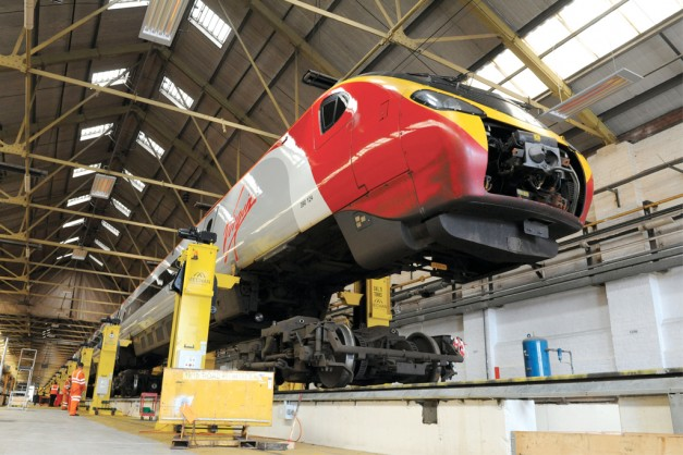 Alstom Traincare