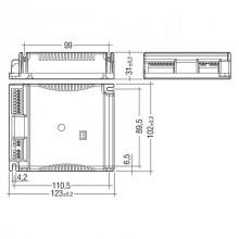 PCA 1X26-57 TC ECO Xitec II