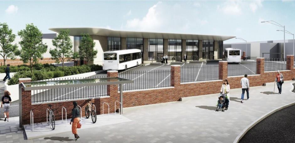 Accrington-bus-station