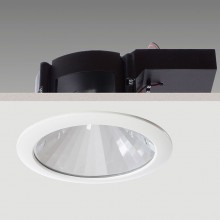 Capella Maxi LED : recessed mounting energy efficient downlighter