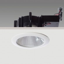 Capella Midi LED : recessed mounting energy efficient downlighter