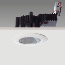 Capella Mini LED : recessed mounting energy efficient downlighter