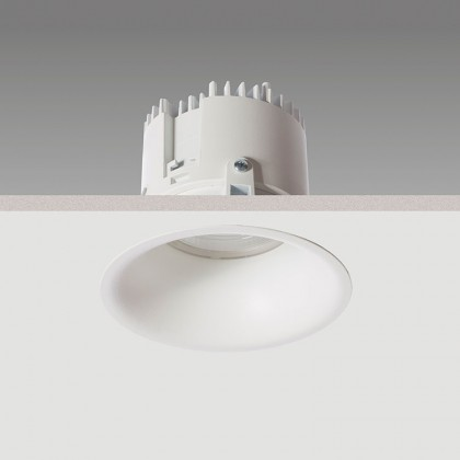 Hera Midi LED : Recessed mounting energy efficient downlighter