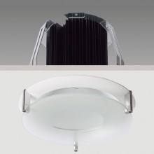 Royal Decor LED : recessed mounting energy efficient downlighter