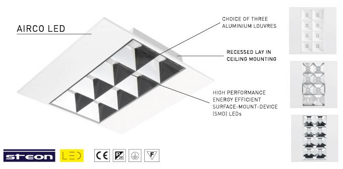 NEW Product: Airco LED