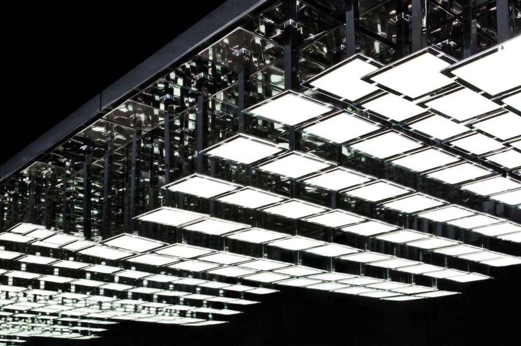 OLED commercial lighting